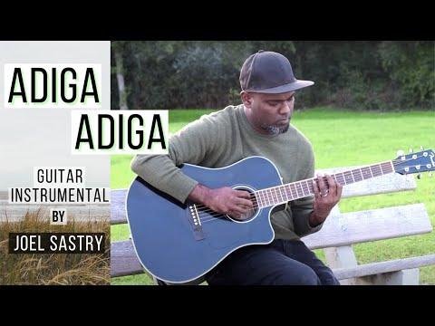 Adiga Adiga - Joel Sastry (Guitar instrumental)