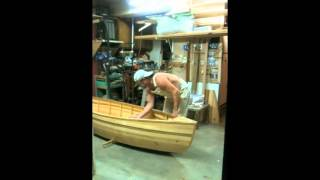 Phoenix Boatworks Canoe Casket Assembly And Disassembly