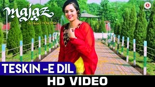 Download Hindi Video Songs - Teskin -e Dil - Majaz -Ae Gham-e Dil Kya Karun | Priyanshu Chatterjee & Rashmi Mishra | Talat Aziz