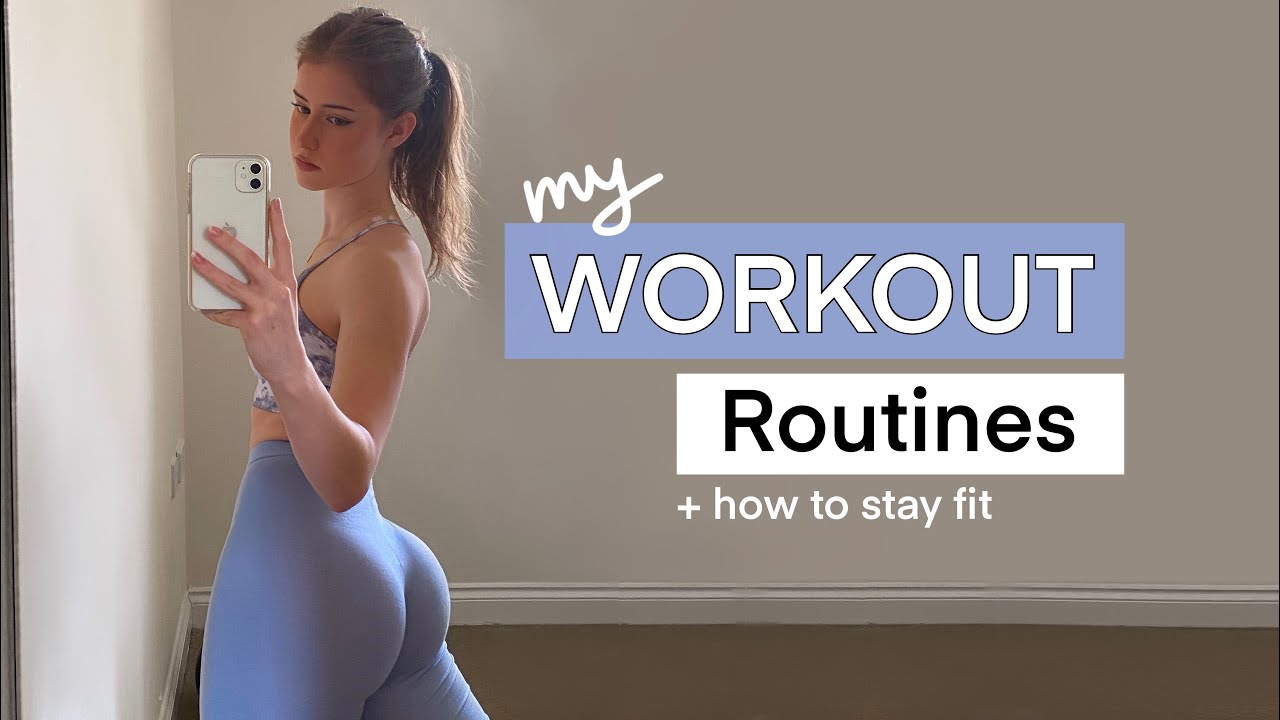 Download My Workout Routine