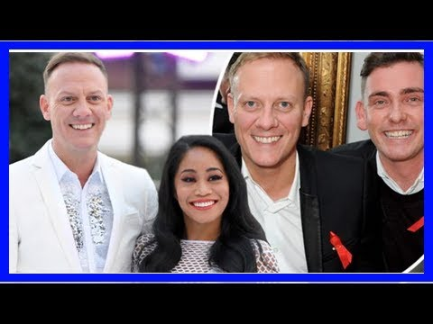 Antony Cotton on Dancing On Ice 2018: Coronation Street star's family life uncovered as fans STILL