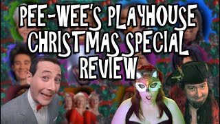 Pee-Wee's Playhouse Christmas Special Review