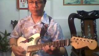 Hàn Mặc Tử   tập guitar