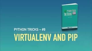 Installing Python Packages with pip and virtualenv / venv