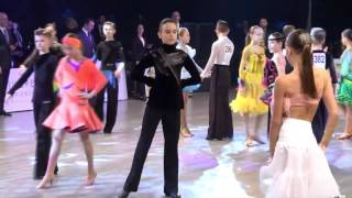 Rising Stars Юніори 1 латина 12 фіналу Kyiv Open Championship 2017