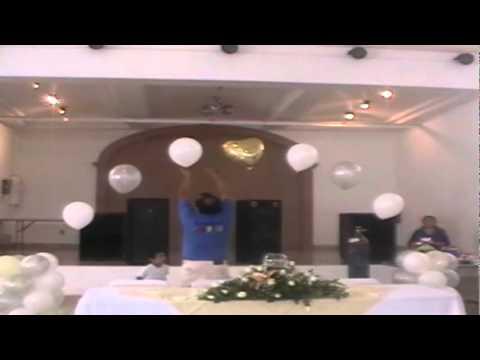Como hacer arco para boda youtube - Como decorar para una boda ...