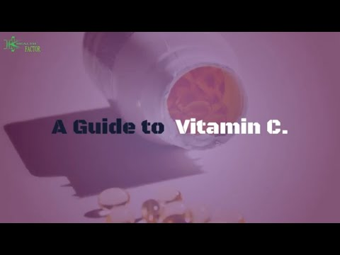 Vitamin C guide.