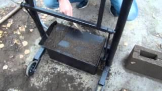Французский камень - изготовление(Простое и эффективное оборудование для производства французского камня - msd.com.ua., 2012-11-16T15:28:11.000Z)