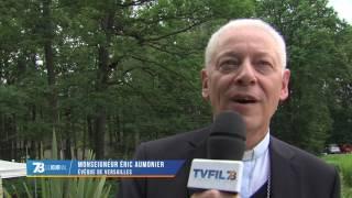Vallée de Chevreuse : le centre de séminaire bénit par l'évêque de Versailles