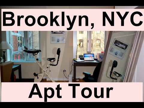 Williamsburg Brooklyn NYC Apartment Tour