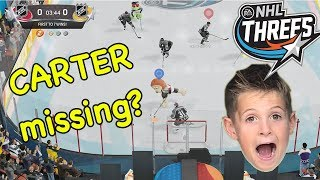 NHL 18- Carter goes missing, shows up with  EA Sports NHL 18 & RuSty?