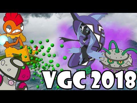 Misión VGC 2018 #20 (Lucha hasta el final) /Pokémon Showdown