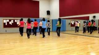 Strong Again - Line Dance (Dance & Teach in English & 中文)