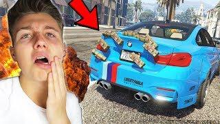 Alles zerstören Prank in GTA 5!