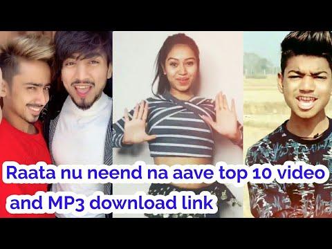 Rata Nu Neend Na Aave || Top 10 Tik Tok Viral Video || Dj King RAHUL