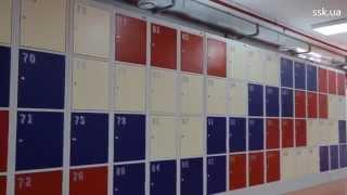 Цветные металлические шкафы для раздевалки! Получилось супер)(ЗАКАЗЫВАЙТЕ У НАС НАДЕЖНЫЕ И ПРАКТИЧНЫЕ ШКАФЫ ДЛЯ РАЗДЕВАЛОК! http://entsk.ru/catalog/ Выбираете шкафы для раздевало..., 2014-08-11T08:33:54.000Z)