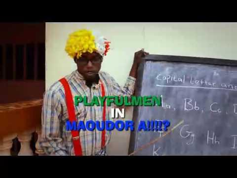 Alphabet session with playful men lol