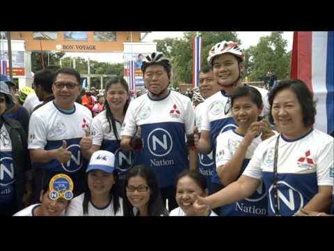 Nation Bike Thailand ปั่น CAR FREE DAY @สงขลา เกตเวย์สู่อาเซียน Part 1