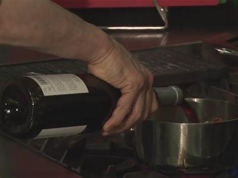 How To Prepare Red Wine Sauce