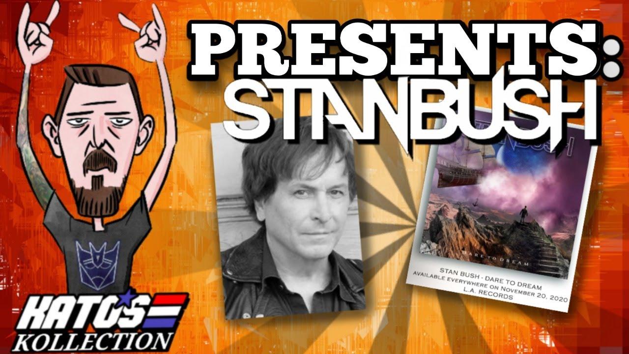 Kato PRESENTS: Stan Bush Vol 2 - Dare to Dream!