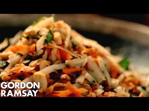 Green Papaya Salad – Gordon Ramsay
