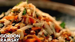 Green Papaya Salad - Gordon Ramsay