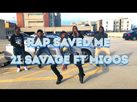 21 savage ft Migos - Rap Saved Me ( GOING VIRAL!)