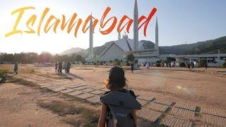 PAKISTAN ist ANDERS ALS ERWARTET! - Wir erkunden Islamabad mit dem Motorrad
