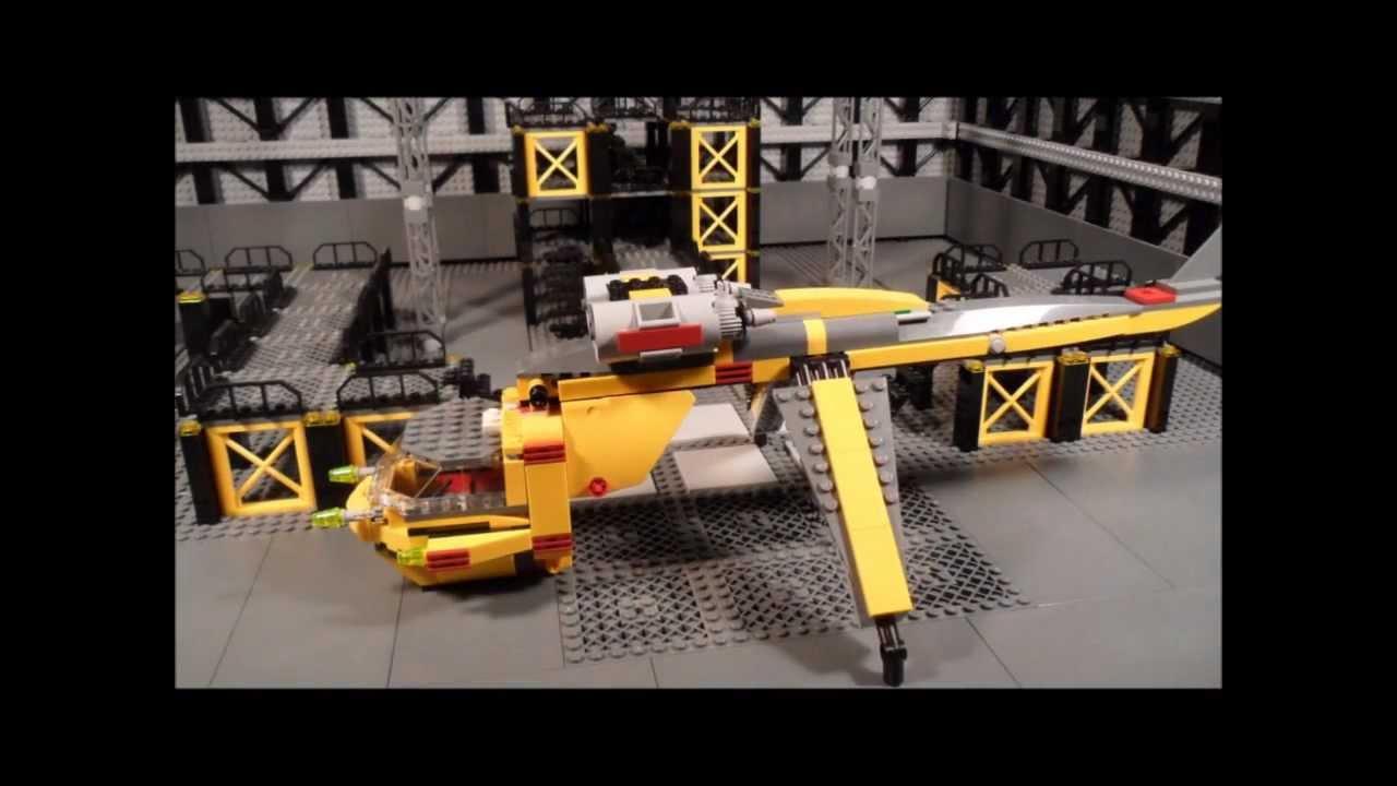 Lego 5886 Review T-Rex Hunter Dino