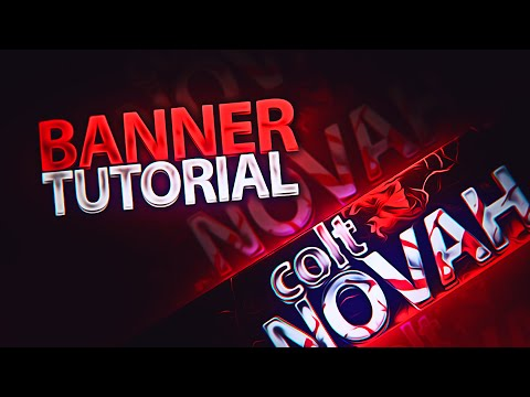 How to make an Abstract Banner! :: Photoshop Tutor