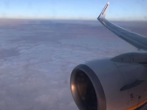 (4K) Ryanair Boeing B737-8AS | Manchester To Barcelona *Full Flight* 6/2/19