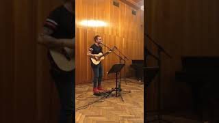Give me love (Ed Sheeran cover) / Tomáš Löbl