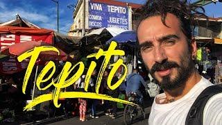Suizo en TEPITO Barrio Bravo de MÉXICO