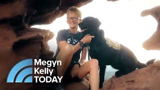 Army Vet Talks About How Her Service Dog Has Changed Her Life | Megyn Kelly TODAY