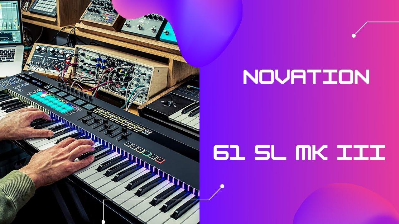 61 SL MK III NOVATION [TUTO MAO GUITARE]