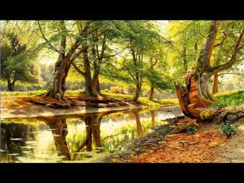 peder nsted - landscapes oil
