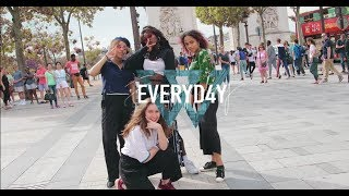 [KPOP IN PUBLIC CHALLENGE] WINNER (위너) - EVERYDAY Dance Cover by Magnetix Crew (From France)