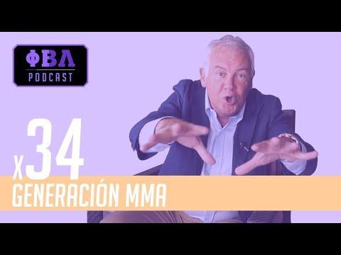 Generación MMA x34 | Combate España Bilbao y ¡confirmado Tito Ortiz Vs Alberto del Río!