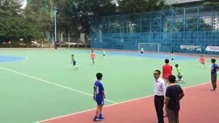 [港島東區小學校際足球比賽 2016]HKUGA vs 玫瑰