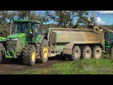 GEA Houle liquid effluent spreader review | Farms & Farm Machinery