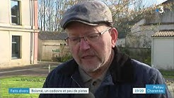 Deux-Sèvres : un corps découvert enterré dans un jardin à Boismé