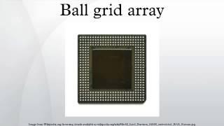 Ball grid array
