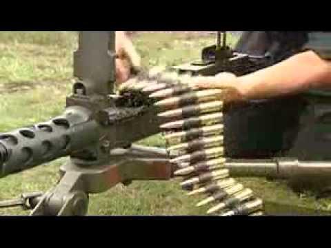 12.7 mm Makineli Tüfek