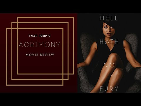 Tyler Perry's Acrimony movie  by Lamont Johnson