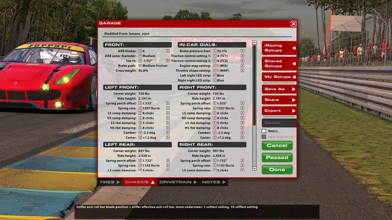 100+ Iracing Setup Cheat Sheet For Skippys HD Wallpapers