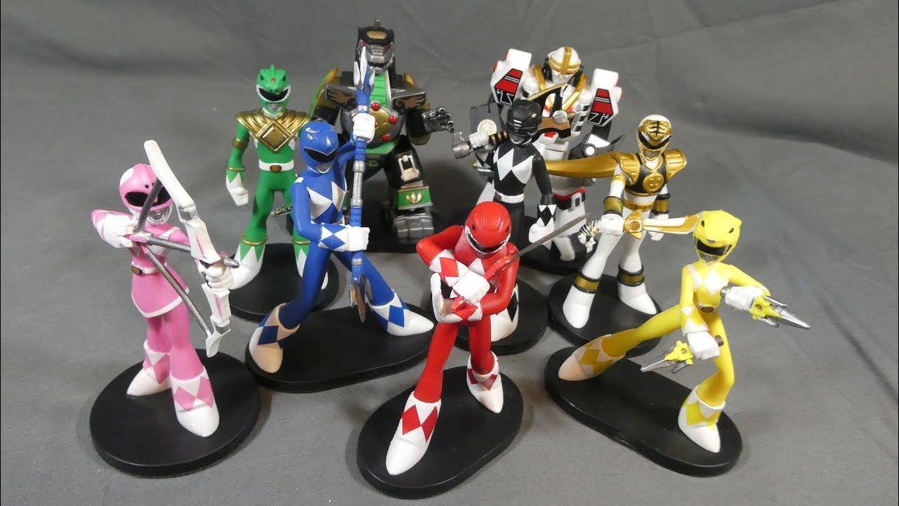 - White Ranger  Tigerzord Power Rangers Funko Hero World Series 4 Target