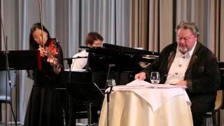"""""""Tauben vergiften im Park"""" , Rudolf Schasching + SSE, Georg Kreisler, live"""