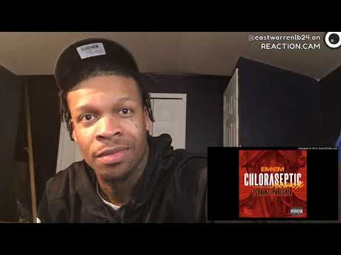 Eminem ''Chloraseptic (Remix)'' Featuring 2 Chainz REACTION.