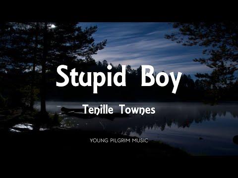 Tenille Townes Stupid Boy Lyrics Road To The Lemonade Stand 2020