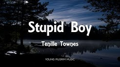 Tenille Townes - Stupid Boy (Lyrics) - Road To The Lemonade Stand (2020)